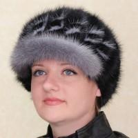 Шапка-кепка Вероника