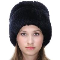 Шапка Славянка (черная)