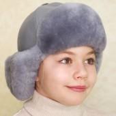 Шапка-ушанка Кори