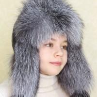 Шапка-ушанка Арика