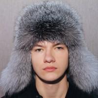 Шапка-ушанка Медвежонок