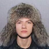 Шапка-ушанка Сибиряк
