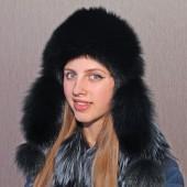 Шапка-ушанка Софи