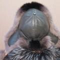 Шапка-ушанка Рубин (серый)