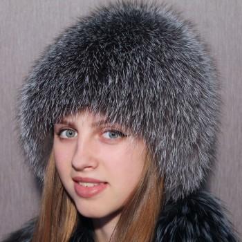 Шапка Сноп (серебро)