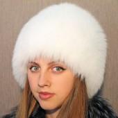 Шапка Сноп (белый)