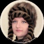 Из вязаной норки